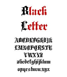 Ordnung Free Modern Gothic Font Poster A