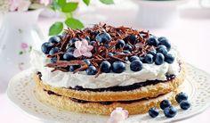 Letná ovocná torta: S čučoriedkami je najlepšia