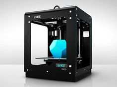 Zortrax M200 is the professional 3D printer that will change the nature and the future of home 3D printing.