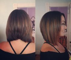 Sonna Brado, KMS California artistic director says you need to focus on three things when creating the right shape and length for a bob. See for yourself her three suggestions.