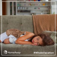 Why shouldn't we sleep where we want on vacation?