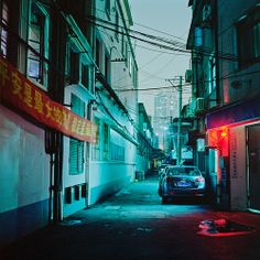 Portra 400. alleyway 2 | Flickr - Photo Sharing!
