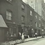 great white lion street - COLLAGE - The London Picture Archive London Pictures, Old London, Lion, Street View, Leo, Lions