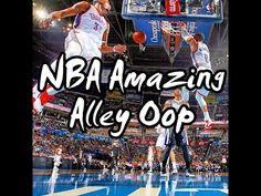 NBA Amazing Alley Oop January 2016