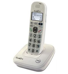Clarity CLARITY-D702 Amplified Low Vision Expandable Cordless