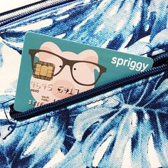 WEEKENDS WITH SPRIGGY  What are your kids up to this weekend?  With Spriggy in their pocket you can rest assured that your kids are able to have fun while you stay in control. Monitor their saving and spending send money instantly and lock and unlock the card from being used all from within the handy-dandy Spriggy App! Want to give it a try with your family? Visit http://ift.tt/2oyCpqj for your totally free trial today!