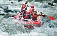 Αποτέλεσμα εικόνας για ayung rafting