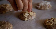 Almond Coconut Cookies Recipe