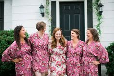 Garden themed wedding with a summer color palette of berry, blush, gold and emerald at The Barn at Sitton Hill Farm in Easley, South Carolina Bridesmaid Gifts, Bridesmaids, Bridesmaid Dresses, Wedding Morning, Wedding Day, Wedding Vendors, Wedding Gowns, Plan Your Wedding, Wedding Planning