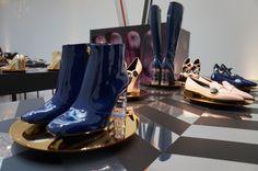 Εβδομάδα μόδας του Παρισιού, οι νέες τάσεις στα Παπούτσια