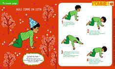 Le lutin - Yoga de Pomme d'Api. #yoga #yogaenfant #yogapourenfant #enfant #enfants #bayard #bayardjeunesse #activité #activitéenfant #activitésenfants #magazine #magazinejeunesse #pommedapi