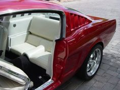 Interior Of 1965 Mustang Fastback Google Search 1965 Mustang Fastback Pinterest