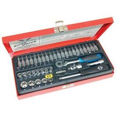 CK 39 Piece Drive Sure Drive Hex Socket and Screwdriver Bit Set Metric Enfield Middlesex, Metric Socket Set, Wrench Set, Tool Kit, Tools, Ebay, Link, Products, Appliance