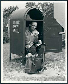 MC PHOTO aap-065 Mail Carrier United States Postal Service USPS | eBay