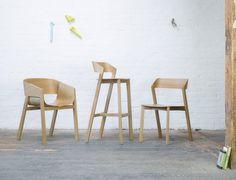 Galería de Materiales: Muebles en Madera Curvada - 4