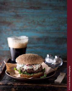 Thai Tuna Burgers with Ginger-Lemon Mayonnaise | Recipe | Tuna Burgers ...