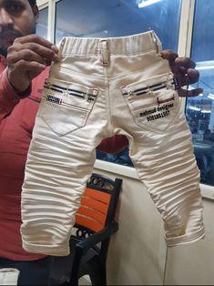 Stylish Jeans For Men, Jeans Pocket, Diy Tie Dye Shirts, Boy Clothing, Clothes, Diy Fashion Hacks, Denim Branding, Kids Pants, Denim Jeans Men
