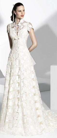 Wedding Dresses » Francis Montesinos 2014