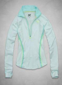 Abercrombie Active Half-Zip Pullover