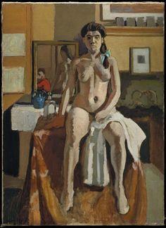 Henri Matisse; Carmelina; 1903; olio su tela; Museum of Fine Arts, Boston.