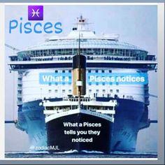 Pisces Sun Sign, Pisces And Taurus, Aquarius Horoscope, Pisces Quotes, Astrology And Horoscopes, Zodiac Signs Astrology, Pisces Facts, Zodiac Memes, Pisces Zodiac