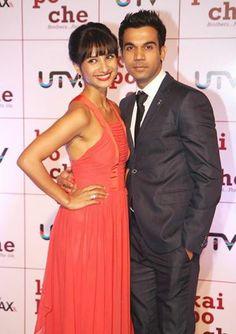 Patralekha and Raj Kumar Yadav