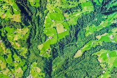 Gersau, Switzerland – Earth View from Google Drone Photography, Travel Photography, Google Earth View, Outer Space, Switzerland, Landscapes, Enchanted, Surrealism, Paisajes