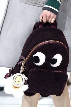 From Altuzarra's saddle bag to Anya Hindmarch's Pac-Man Ghost-inspired backpacks, here are all of the bags that really stole our hearts this season.