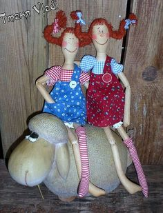 Ароматизированные куклы ручной работы. Ярмарка Мастеров - ручная работа Пеппи ДлинныйЧулок. Handmade.