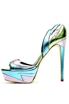 Rupert Sanderson - Shoes - 2011 Spring-Summer