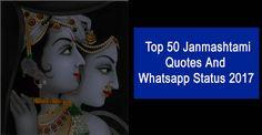 Rajputana Shayari: Top 50 Janmashtami Quotes And Whatsapp Status Janmashtami Status, Janmashtami Wishes, Happy Janmashtami, Shree Krishna, Lord Krishna, Happy Krishnashtami, Janmashtami Pictures, Janmashtami Wallpapers