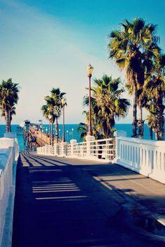 Ocean Pier, Oceanside, California