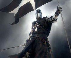 Now way man.  Proper crusaders wear black.           Hospitaller Order best order.