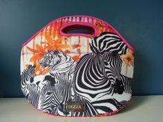 Bolso de neoprene, Lunchera, Necesaire Lunch Box, Bags, Backpacks, Handbags, Bento Box, Bag, Totes, Hand Bags