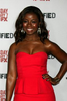 INTERVIEW: Justified 's Erica Tazel tells us what Timothy Olyphant is really like