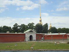Петропавловская крепость, Алексеевский равелин, Секретный дом (не сохранился), камеры 7,9.