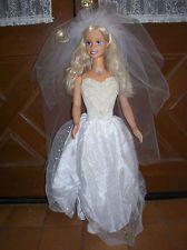 My size Barbie 1991