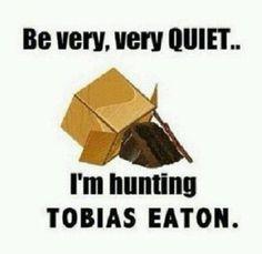 hnting tobias -Divergent Memes