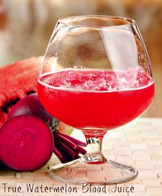 This is the perfect #summerdrink to keep you #hydrated and full, and maybe even boost your #libido