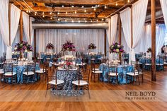 The Cotton Room in Durham, NC.  Raleigh weddings.  Durham weddings.  Duke weddings.  Neil Boyd Photography