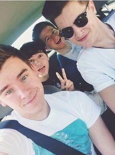 These boys! O2L! <3