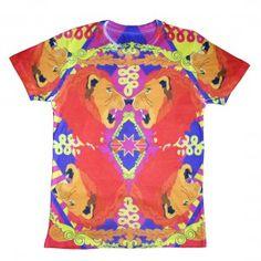 Roaaar! Unisex Lion Tshirt