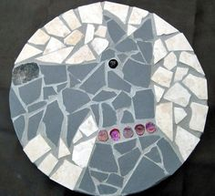 Mosaic Monday/ Stepping Stones | Art Dog Blog