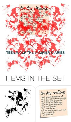 """Day 5"" by melanie0601 ❤ liked on Polyvore featuring art"