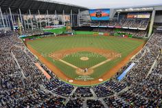 Marlins Park Tickets, Seating Charts and More. Marlins Park Information and Seat Maps, Miami Marlins Information and Seating Charts