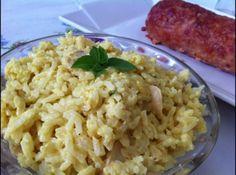 Esta receita de arroz à piamontese foi indicada por Juliana Lopes de Paula. Agora você não vai mais precisar ir ao restaurante para saborear este clássico!