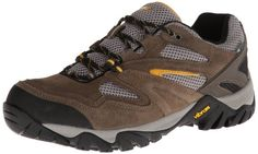 Hi-Tec Men's Coyote WP Shoe,Smokey Brown/Taupe/Gold,8.5 M US ** Want to know more, click on the affiliate link Amazon.com.