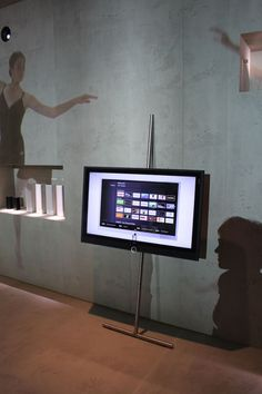 Front of OP1 TV Stand | TV Stands | Pinterest | Tv stands, TVs and ...