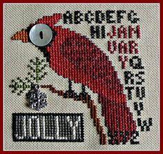 Hinzeit - Birds Eye - Jolly January – Stoney Creek Online Store