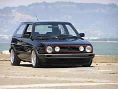 Vw Golf Mk 2 ... another nice stuff